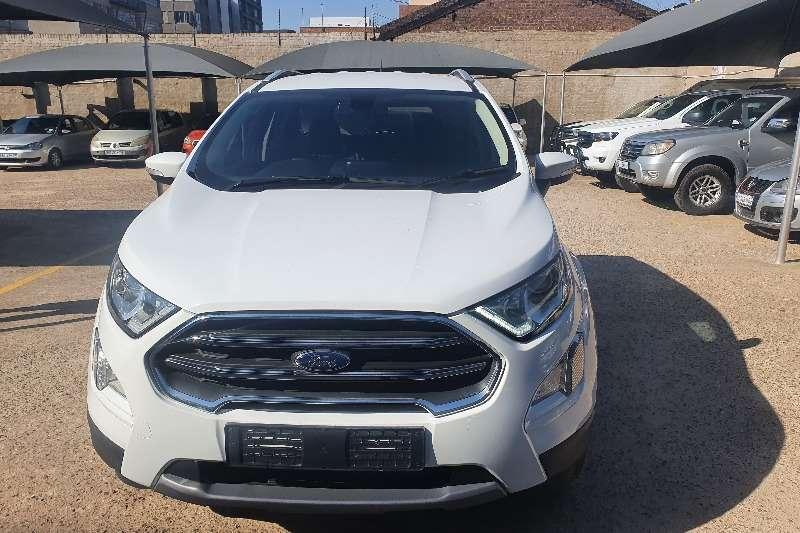 2019 Ford EcoSport ECOSPORT 1.0 ECOBOOST TITANIUM
