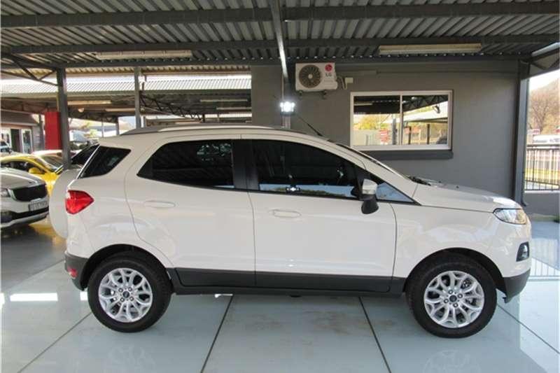 2018 Ford EcoSport 1.0T Titanium