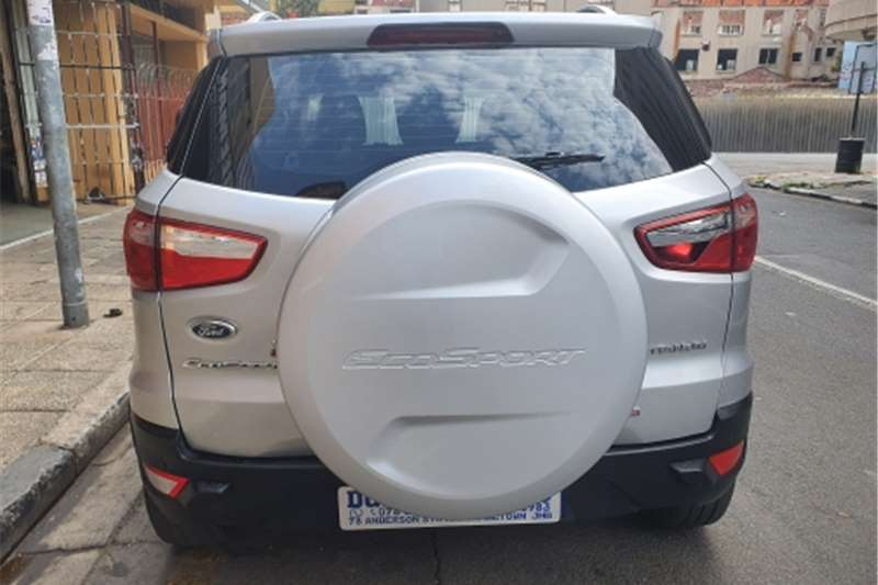 2016 Ford EcoSport 1.5TDCi Titanium