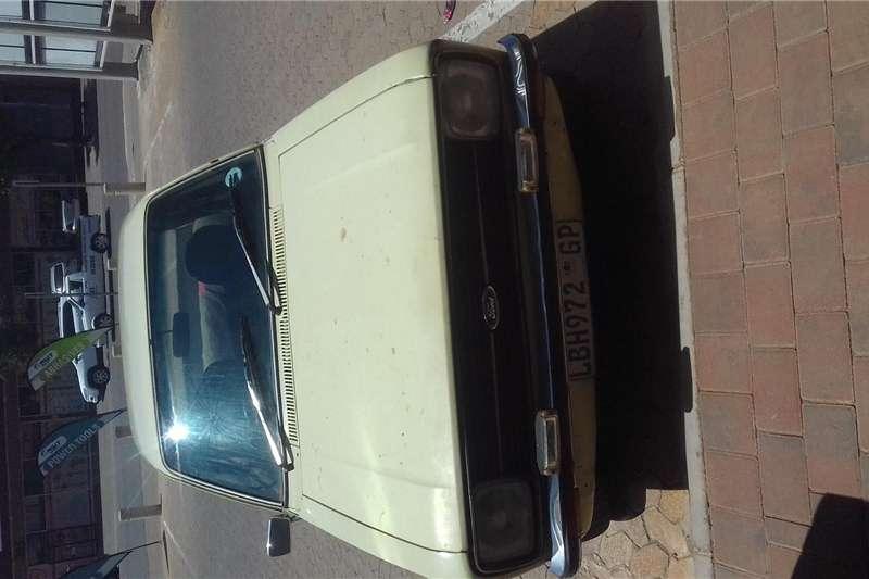 Ford Escort 1979