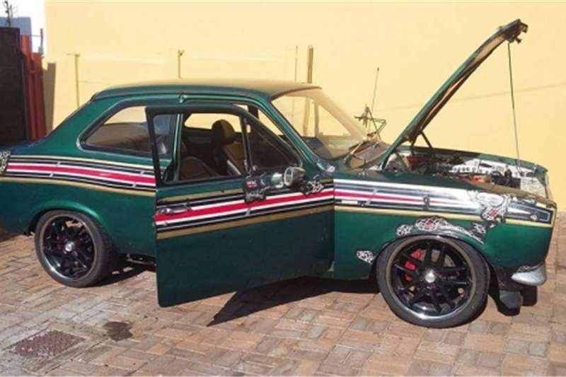 Ford Escort For Sale In Gauteng Auto Mart