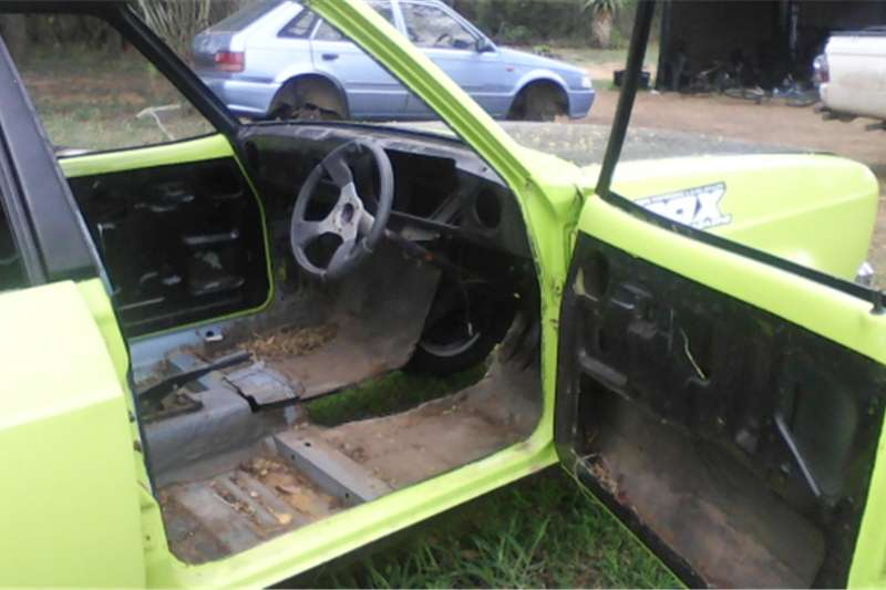 Ford Escort mk2 Rolling body