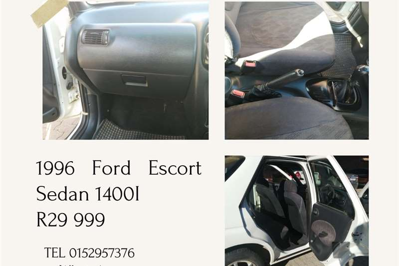 Used 1996 Ford Escort