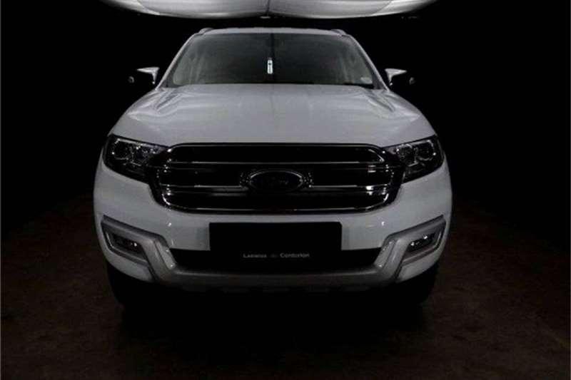 Ford Everest 2.0D BI-TURBO 4X4 A/T 2020
