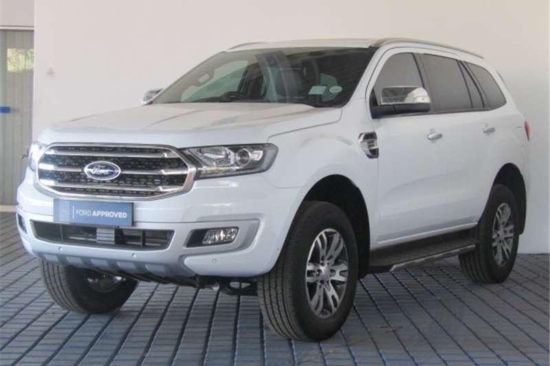 Ford Everest 2.0D BI TURBO LTD 4X4 A/T 2019