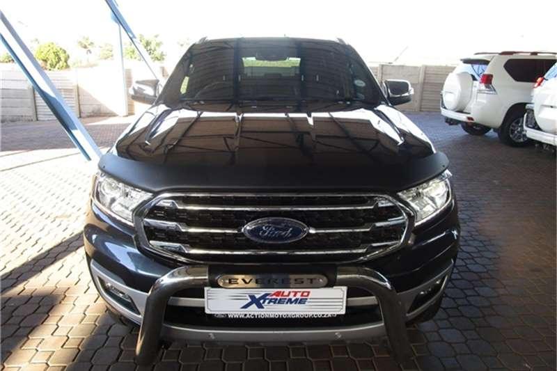 Used 2020 Ford Everest EVEREST 2.0D BI TURBO LTD 4X4 A/T
