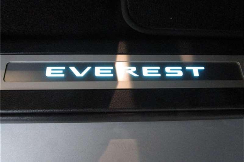 2020 Ford Everest EVEREST 2.0D BI-TURBO LTD 4X4 A/T