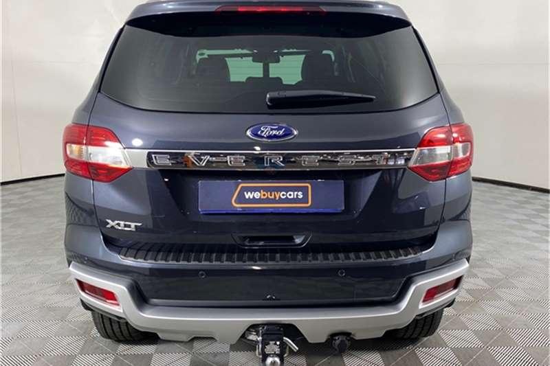 2020 Ford Everest EVEREST 2.0D BI-TURBO XLT A/T