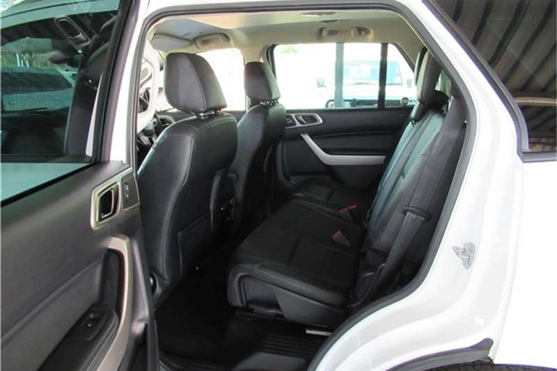 Ford Everest 2.0D XLT A/T 2019