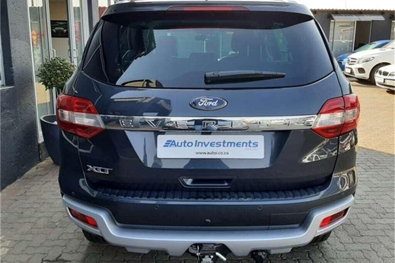 2021 Ford Everest EVEREST 2.0D XLT A/T