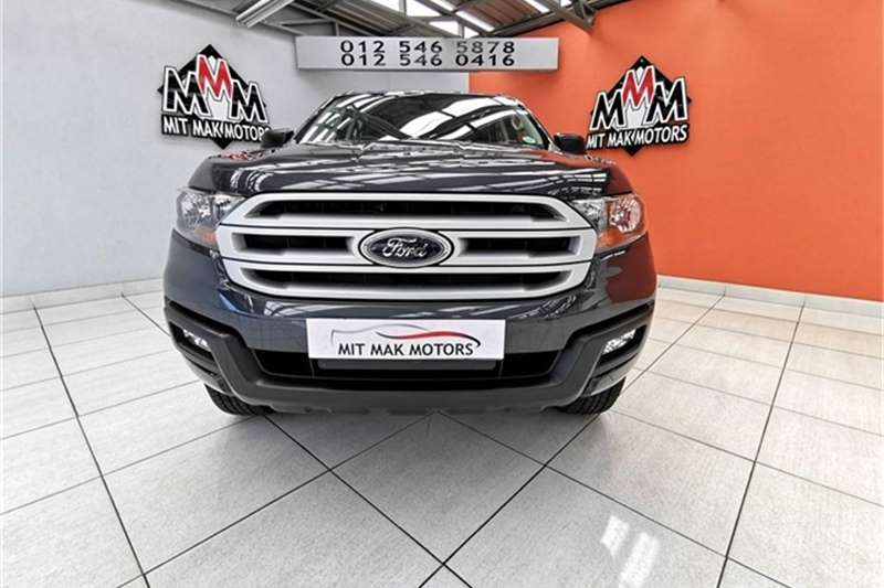 Ford Everest 2.2 4WD XLS 2018