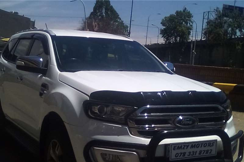 Used 2018 Ford Everest EVEREST 2.2 TDCi XLS