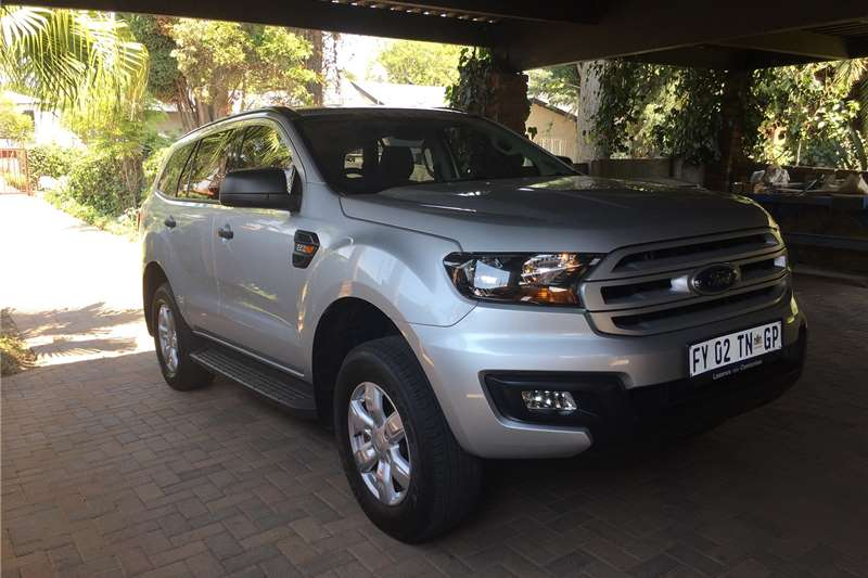Ford Everest 2.2 TDCi XLS A/T 2017