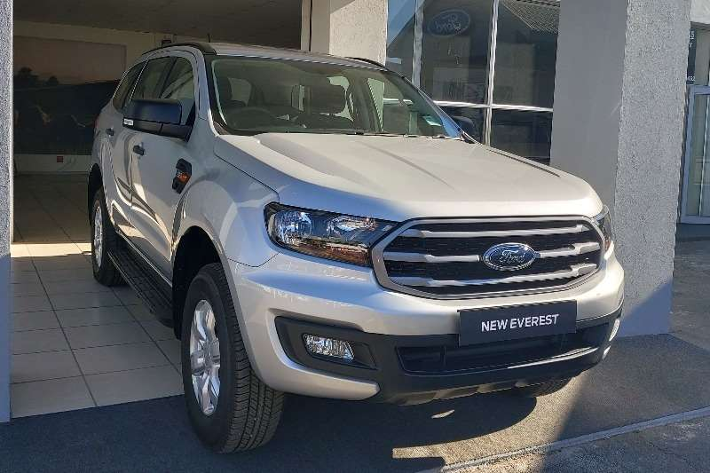 Ford Everest 2.2 TDCi XLS A/T 2020