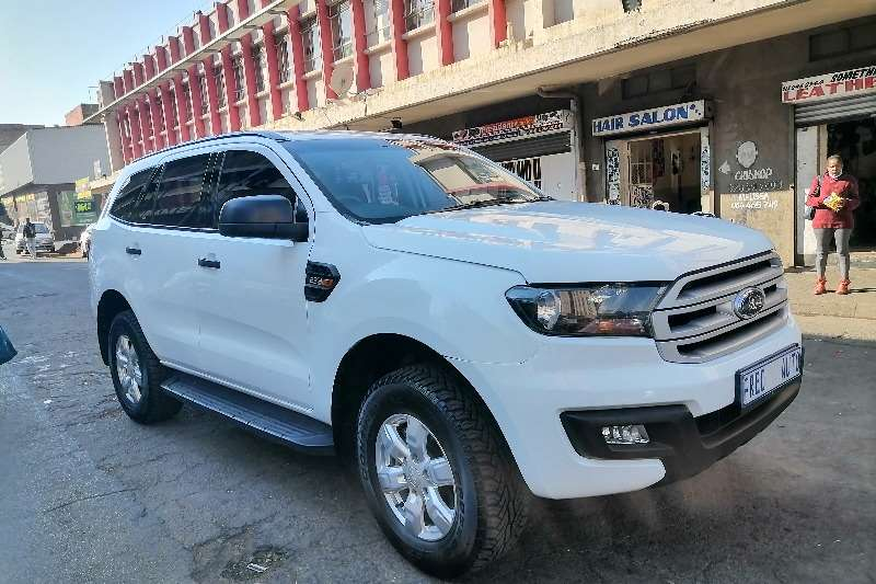 Used 2017 Ford Everest EVEREST 2.2 TDCi XLT