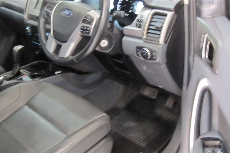 Ford Everest 2.2 TDCi XLT A/T 2018