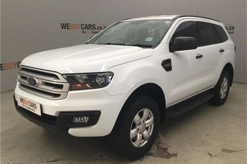 Ford Everest 2.2 XLS 2017