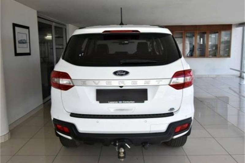 Ford Everest 2.2 XLS 2018