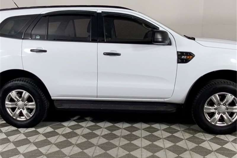 2018 Ford Everest Everest 2.2 XLS