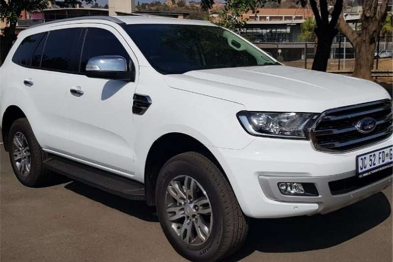 Ford Everest 2.2 XLS 2019