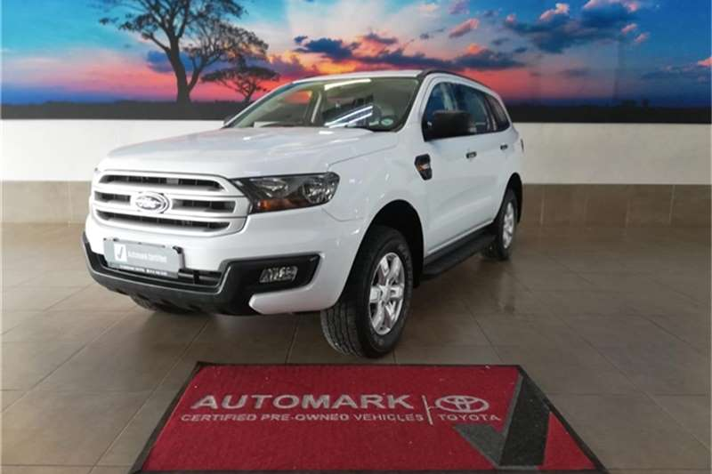 Ford Everest 2.2 XLS auto 2017