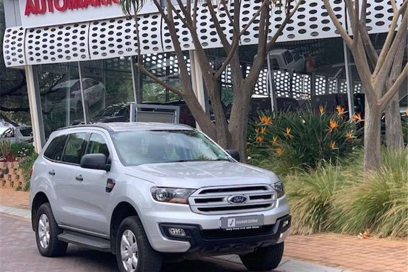 Used 2017 Ford Everest 2.2 XLS auto