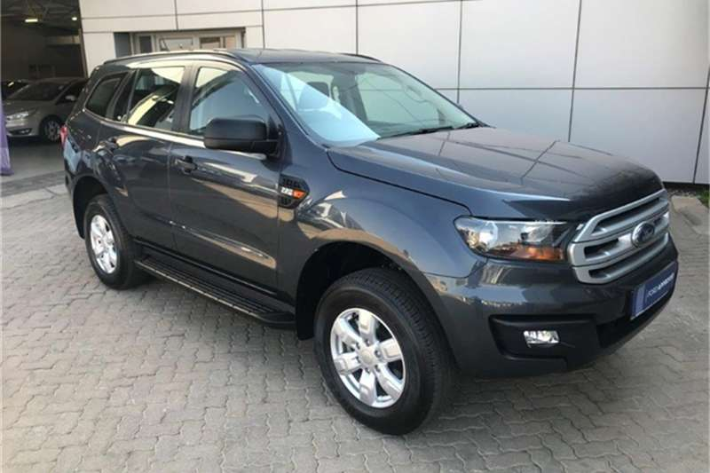 Ford Everest 2.2 XLS auto 2018