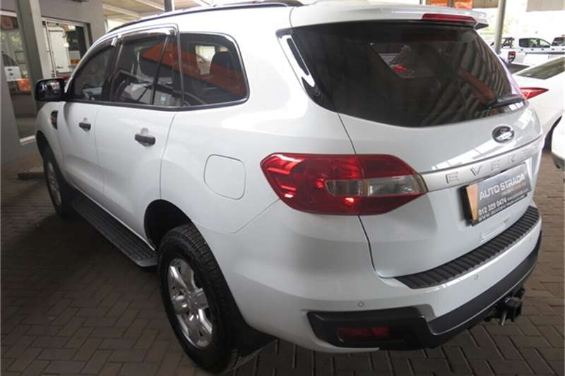Used 2018 Ford Everest 2.2 XLS auto