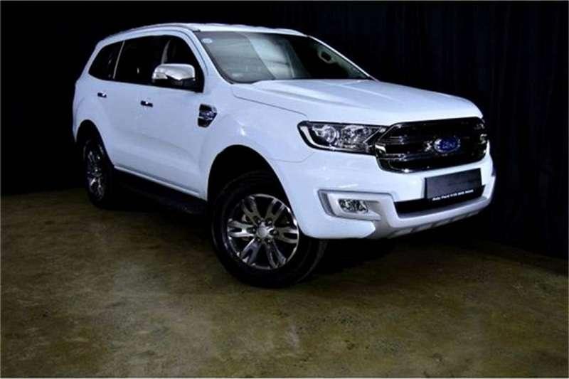 Ford Everest 2.2 XLT 2017