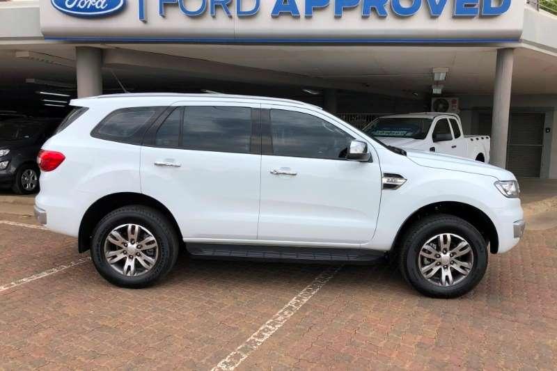 Ford Everest 2.2 XLT 2018