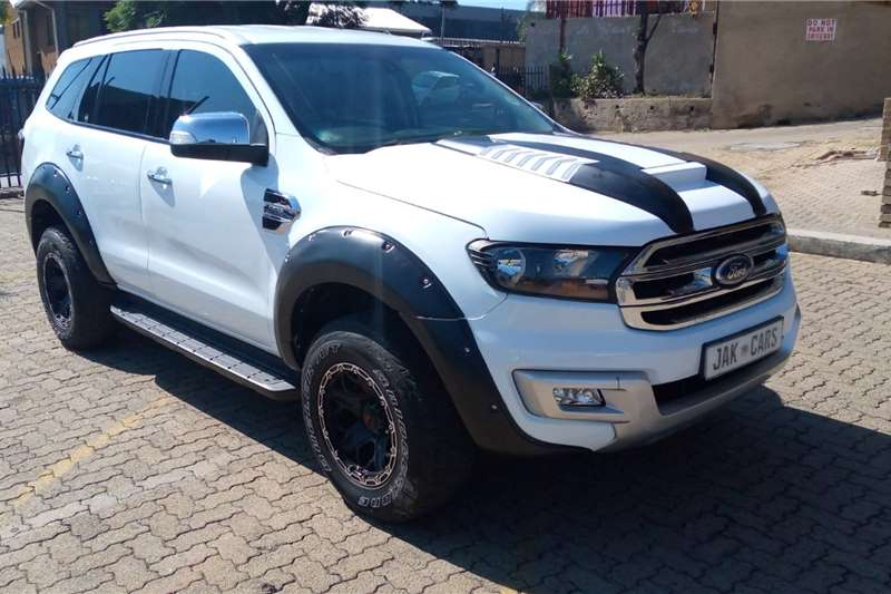 Used 2018 Ford Everest 2.2 XLT