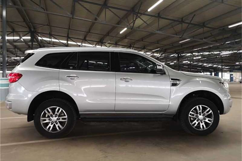 Ford Everest 2.2 XLT auto 2016