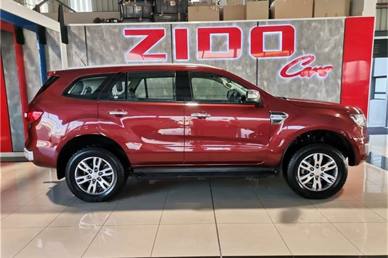 Used 2017 Ford Everest 2.2 XLT auto