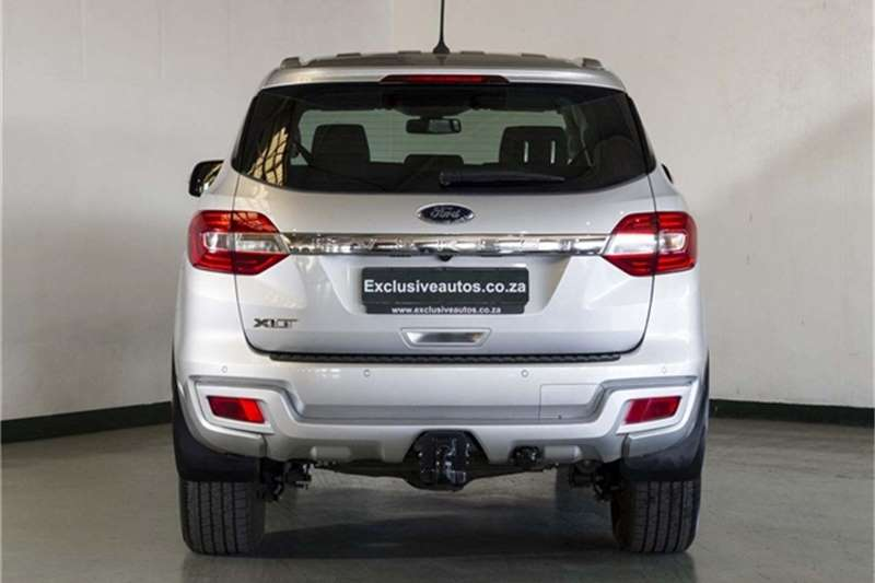 Ford Everest 2.2 XLT auto 2018