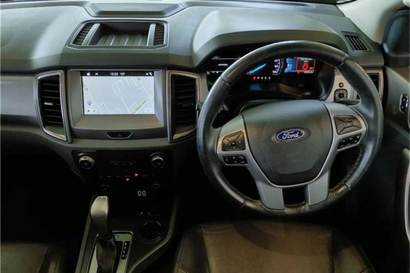 Used 2018 Ford Everest 2.2 XLT auto