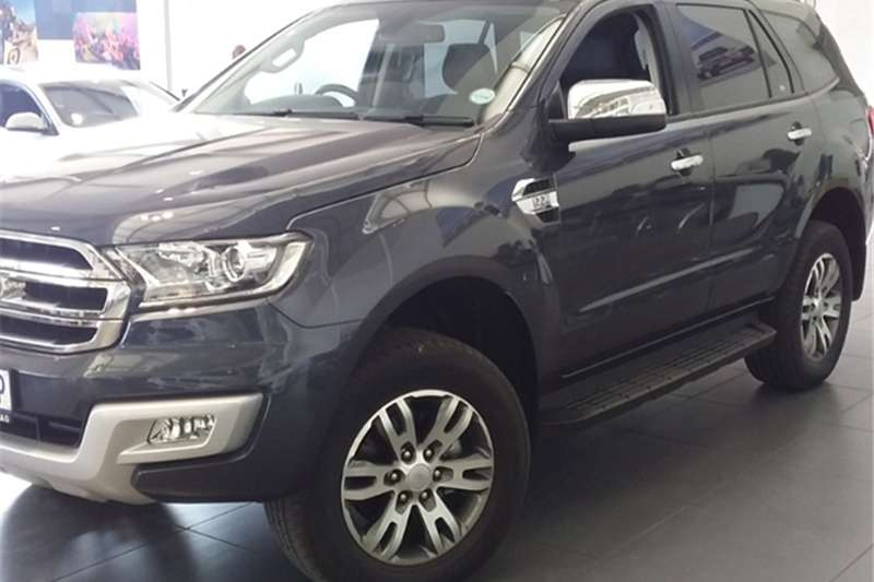 Ford Everest 2.2 XLT auto 2019