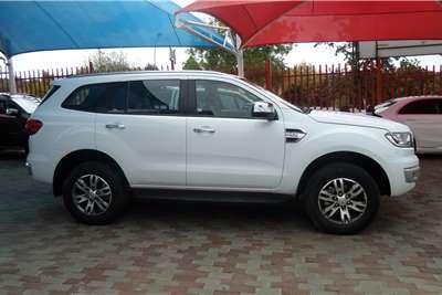 2019 Ford Everest Everest 2.2 XLT auto