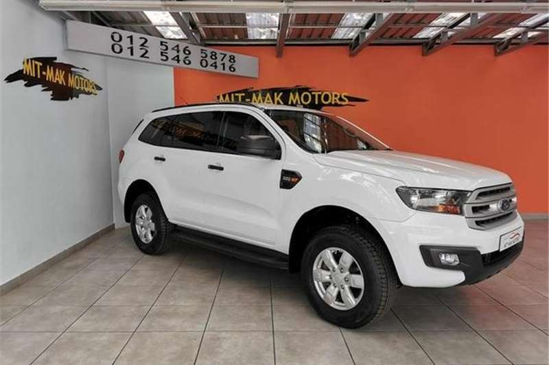 Ford Everest 2.2TDCi XLS Auto 2017