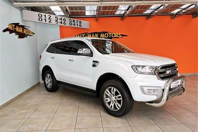 Ford Everest 2.2TDCi XLT Auto 2018