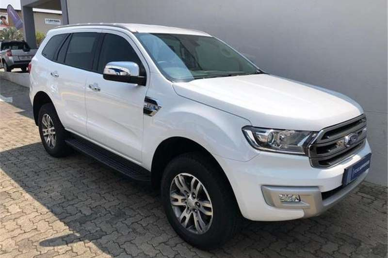 Ford Everest 2.2TDCi XLT Auto 2019