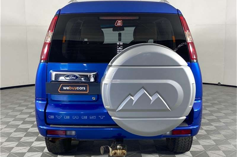 2009 Ford Everest Everest 3.0TDCi 4x4 LTD