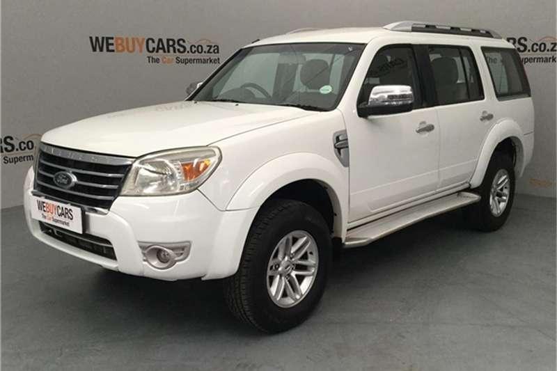 Ford Everest 3.0TDCi 4x4 LTD 2010