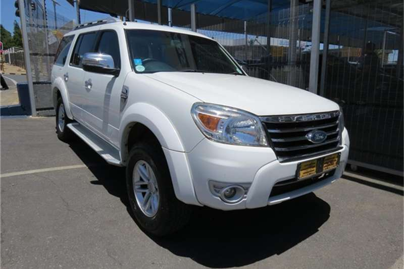Ford Everest 3.0TDCi 4x4 LTD 2011