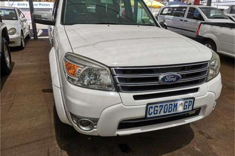 Ford Everest 3.0TDCi 4x4 LTD 2013