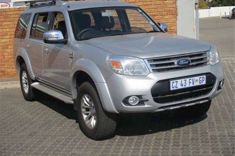 Ford Everest 3.0TDCi 4x4 LTD 2014