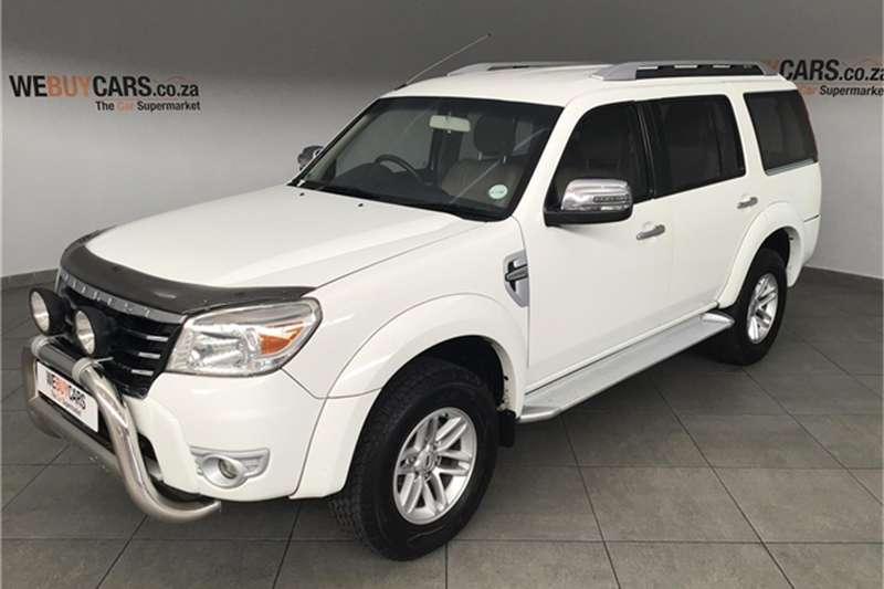 Ford Everest 3.0TDCi 4x4 XLT 2010