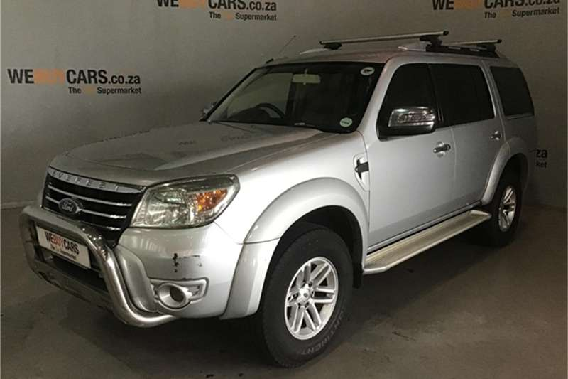 Ford Everest 3.0TDCi 4x4 XLT 2011