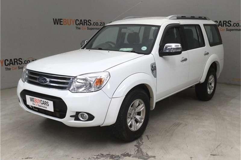 Ford Everest 3.0TDCi 4x4 XLT 2013