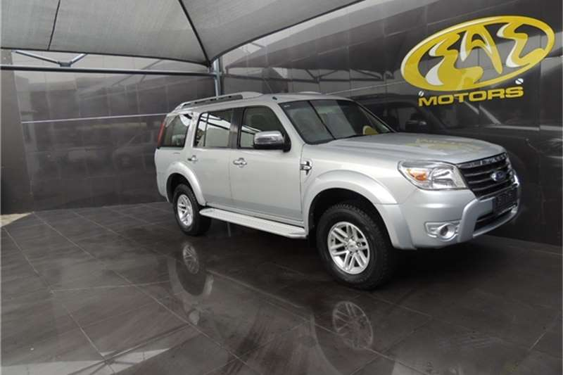 Ford Everest 3.0TDCi XLT 2010