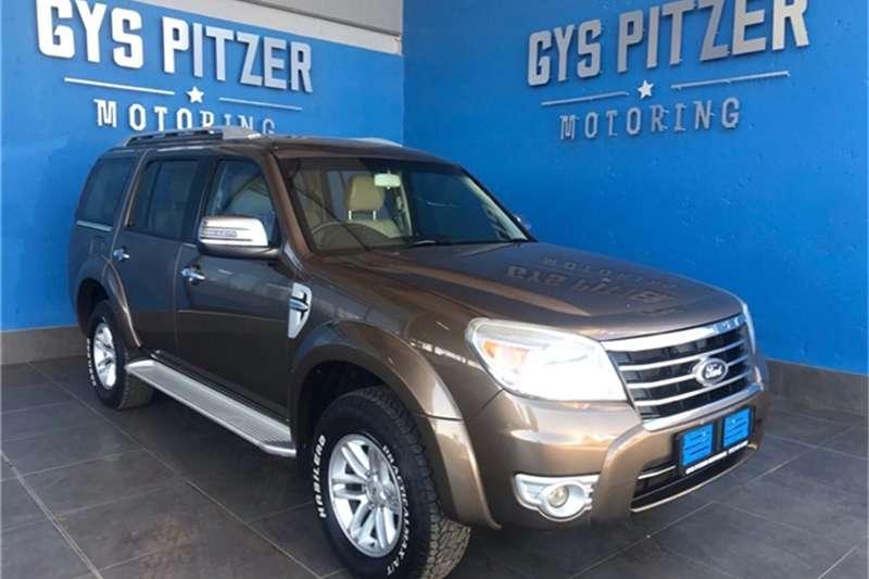 Ford Everest 3.0TDCi XLT 2012